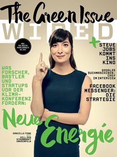 WIRED goes Green