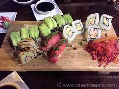 Sakura Sushi - Sushiadictos - http://www.cuencaeats.com/dinner/sakura/