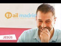 ¡Conoce a uno de los #profesores más molones de #AIL Madrid: Jesús! // Meet one of #AIL Madrid's coolest #professors, Jesús!