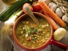 10 consigli per preparare un minestrone perfetto