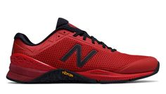 Minimus 40 Trainer, Red with Black