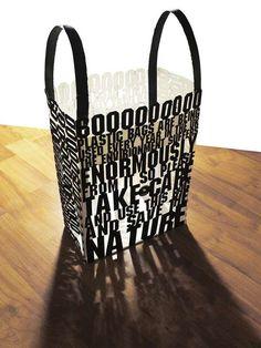 Screaming Eco Bags