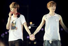 EXO - Sehun & Luhan