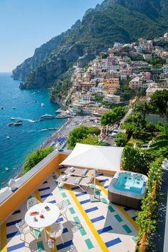 Positano and the Mediterranean Hotel Eden, Unique Hotels, Positano, Italy, River, Outdoor, Room, Positano Italy, Outdoors