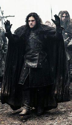 Kit Harington as Jon Snow Game Of Thrones Dragons, Game Of Thrones Tv, Kit Harington, Winter Is Here, Winter Is Coming, Jhon Snow, Got Jon Snow, Medici Masters Of Florence, Fantasy Male