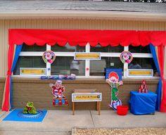 Field Day Fun  Graduation/End of School - carnival party