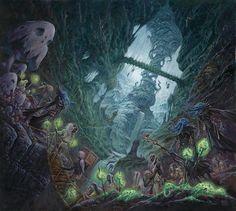 13 best images about RPGs on Pinterest   Fantasy art, Art ...