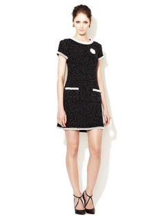 Black chanel dresses