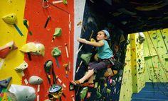 Rock Climbing Groupon