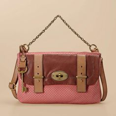 Fossil Mason TZ Flap in Rose :) i has it!