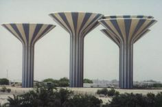 Kuwait watertanks