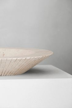 The Locus Bowl is crafted in raw Italian travertine, where the natural, irregular surface is kept intact to highlight the innate beauty of the material properties, boasting unique textures and tonalities that will vary from piece to piece. Making each Locus Bowl a collectible. #fredericiafurniture #complements #locusbowl #locus #sofieøsterby #modernoriginals #craftedtolast #interiordesign #danishdesign #scandinaviandesign Danish Design, Modern Design, Material Properties, Stone Carving, Travertine, Scandinavian Design, Highlight, Decorative Bowls, Surface