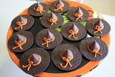 Easy Halloween Cookies | Filed Under: Halloween , Halloween , Recipes