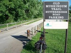Check! - Not My Image - Old Muskingum Trail at Butterbridge Road. Parallels the Ohio and Erie Canal Towpath trail in the Canal Fulton area. Great way to make a nice loop between the two trails.