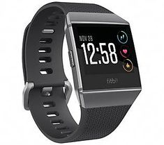 Introducing Fitbit Ionic—the watch designed for your life.There are many smart fitness watches out there, but this one is one of the best. If you are looking for an all around fitness smartwatch the Fitbit Ionic is for you. Fitness Armband, Fitness Wristband, Fitbit Alta, Iphone 4s, Apple Iphone, Best Fitness Tracker, Fitness Goals, Best Smart Watches, Shopping