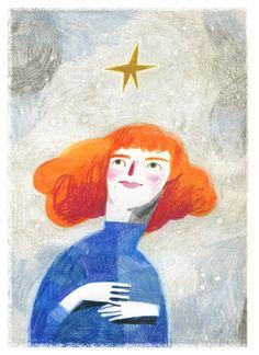 felicita sala illustration: a beachy christmas