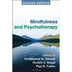 Click to read more about Mindfulness and Psychotherapy by Christopher K. Germer PhD.  LibraryThing is a cataloging and social networking site for booklovers