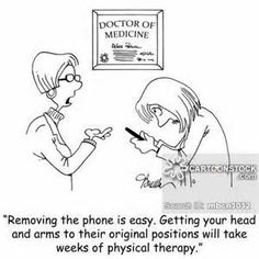 funny physical therapist month cartoon - Yahoo Image Search Results
