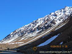 Cordilheira dos Andes - Argentina