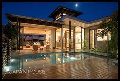 Japan House by Chris Clout Design