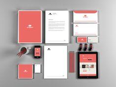 Amazing #brand #identity Designs