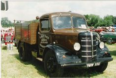 bedford o - Google zoeken Custom Truck Beds, Custom Trucks, New Trucks, Ford Trucks, Classic Trucks, Classic Cars, Bedford England, Car Trailer, Trailers