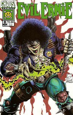 chaos Comics   Chaos! Comics's Evil Ernie: The Resurrection Issue # 0