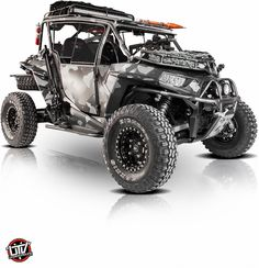 2015-HMF-Zombie-Survival-Polaris-RZR-Feature-Vehicle-utvunderground.com059