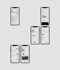 Zerøline — web on Behance Design Android, Mobile Web Design, App Ui Design, User Interface Design, Design Design, 2020 Design, Design Color, Typography App, Design Typography