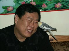 Mingtang Xu в Днепропетровске (фото со страницы Facebook Игоря Русина)