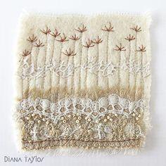 Winter Seeds embroidery by Velvet Moth Studio