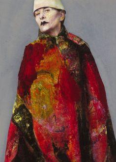 Lita Cabellut. 1ª exposición individual en Holanda