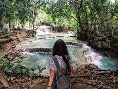 20 Photos To Inspire You To Visit Laos Niagara Falls, Laos, Travel Tips, Waterfall, Inspire, Adventure, Photos, Photography, Outdoor