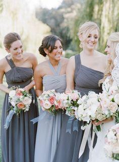 Napa Valley Wedding at Black Swan Lake - MODwedding