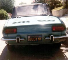 Old Fiat.