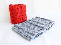 Loop häkeln // Schal häkeln // Rundschal DIY