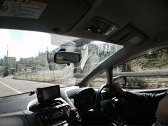台風一過の共立坂のテストドライブ。 眩しい午後の業務シーンでした。 いつか皆様も愛車を駆って 八王子jetsetまで是非どうぞ(^_