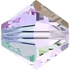 5328 Swarovski Crystal Bicone Beads Smoky Mauve AB 2X-Swarovski Bicone Beads-4mm - Pack of 25-Bluestreak Crystals