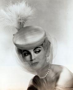 Carmen Dell'Orefice, 1954.