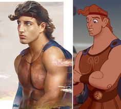 If you've ever wondered what Disney's princes might have looked like in real life, Jirka Väätäinen, a Finnish artist and designer in Melbourne, has answered that question definitively with his series of real-life Disney prince illustrations. They don't call him 'prince charming' for nothing! Anyone who had a childhood crush (or still has a crush) …