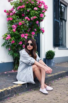 Those Pastel Loafers – Tod's Gommino   Negin Mirsalehi