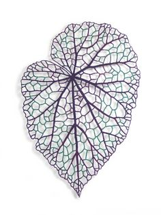 The Artwork of Meredith Woolnough: Celebrating colour in leaves
