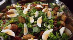 bacon&beans salad