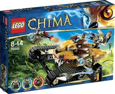 bol.com | LEGO Chima Laval's Royal Fighter - 70005,LEGO | Speelgoed