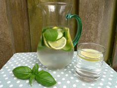 Gezond en fris water