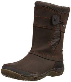 LodgePoint Pull-on Boot Women, Femme Bottes, Noir (Black), 38-39 EUCrocs
