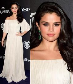 @hungvanngo: @SelenaGomez looked absolutely ravishing tonight at the #Instyle #GoldenGlobes Awards Post-Party ❤️❤️❤️Style by @kystyle  @lonavigi @HungVanngo  #SelenaGomez #HungVanngo #redcarpet #makeup