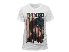 Rambo Flag T-Shirt from Gear 4 Geeks
