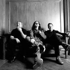 RUSH band. - Alex Lifeson, Geddy Lee, and Neil Peart!!!!