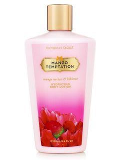 mango temptation body lotion, love this fragrance. #lotion
